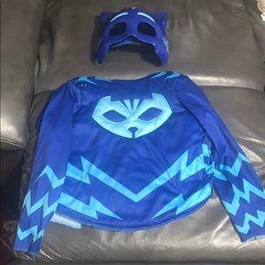 PJ Masks Catboy mask and costume set